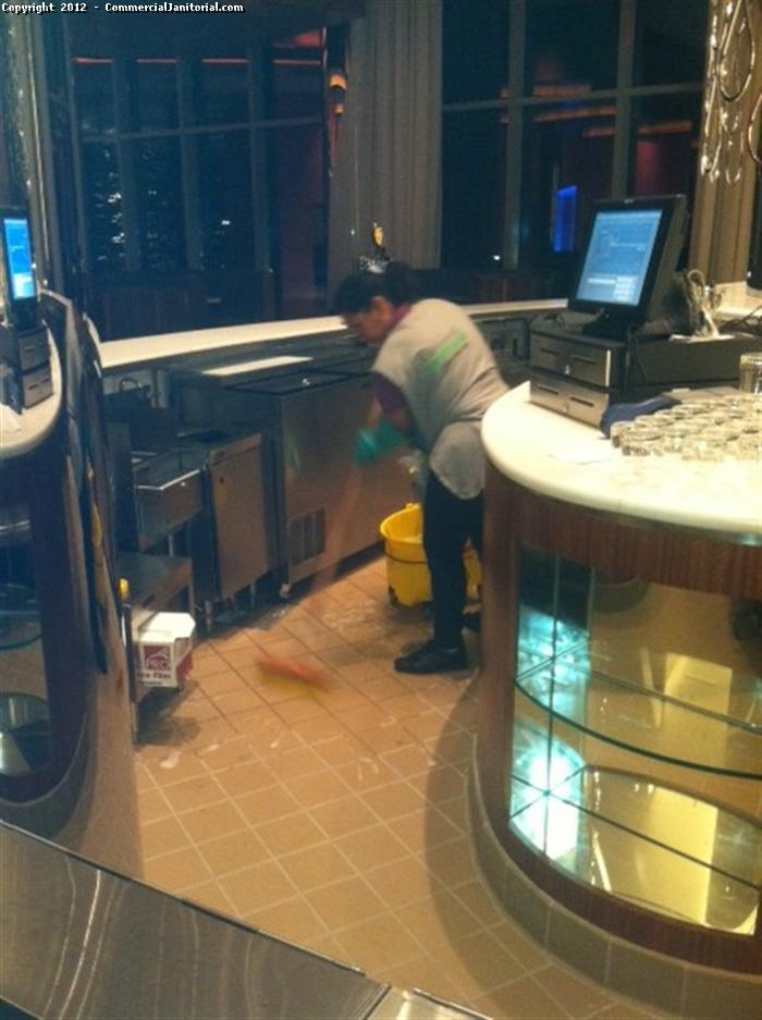 When the music is over, late at night that is when our work begins. The hardworking people of Commercial Janitorial get the job done cleaning up your bar, nightclub or restaurant. Talk to us to learn how our expert cleaning staff can work with your team to coordinate all aspects of cleaning to from floor care, bathrooms, kitchen cleaning and much more.
