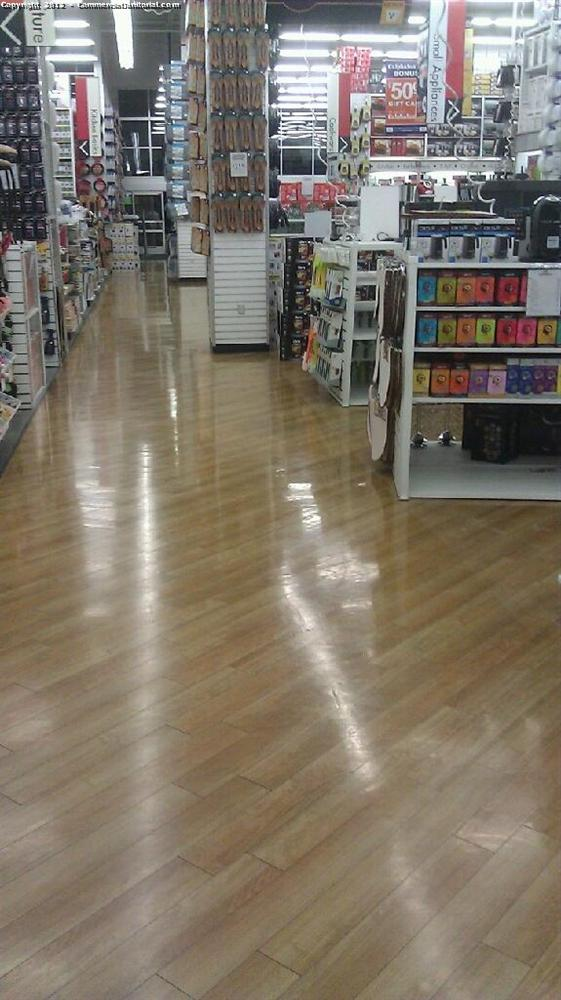Small things like the cleanliness of the floor instill confidence in a customer. If your floors are not well maintained then what will that say about your products. Use a professional floor care company to provide all your floor care needs. Commercial janitorial can provide top to bottom cleaning for any facility including commercial floor care for high traffic retail stores.