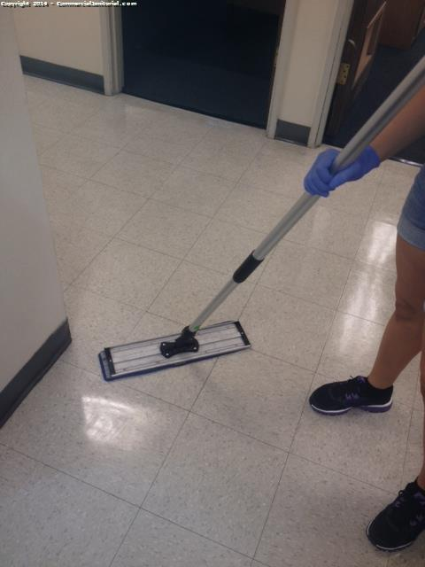 This is a way to really get the floors clean without spreading dirty water