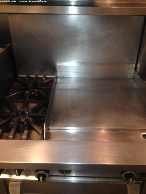 Nationwide Commercial Kitchen Janitorial Service