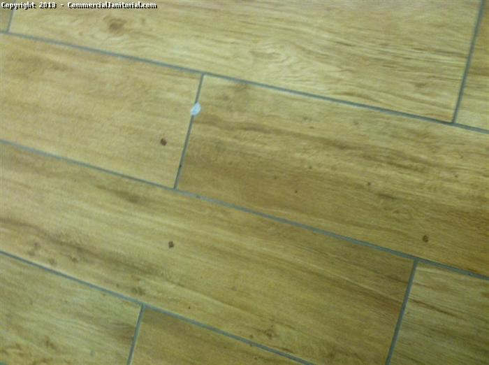 Our janitorial service crew can help your hardwood floor cleaning and wood floor waxing. If you miss the original patina of your hardwood floors, We will restore it . We make cleaning wood floor easy.